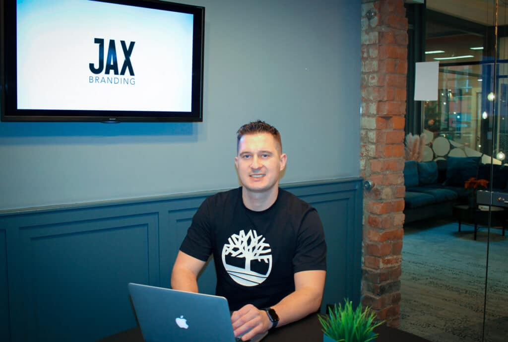 Jack Bies is branding assets as humans. He makes sure that the values of the person behind the brand shine through.
