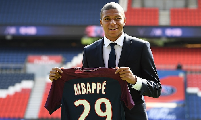Kylian Mbappe was 19 when PSG signed him for nearly 150 million euros. Are we considering/branding assets as humans?
