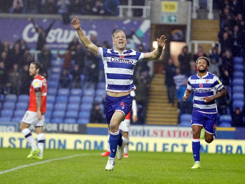 Reading defender Michael Morrison is one of the many footballers preparing for the future.