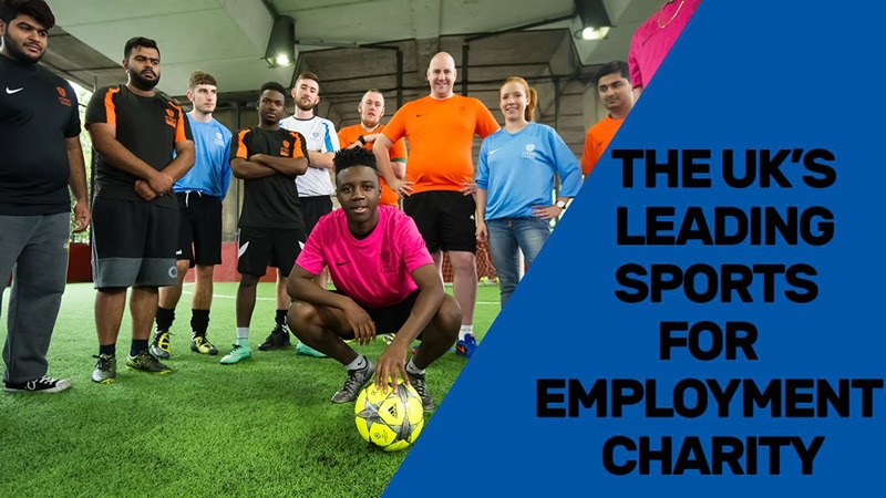 Street League is one of the charities that benefits from the Common Goal fund.
