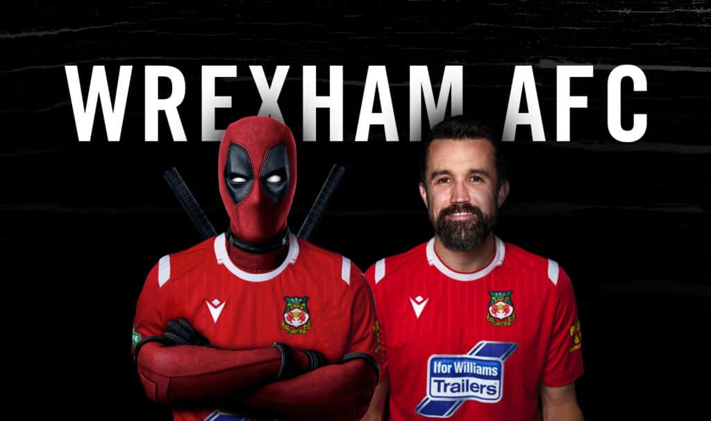 Ryan Reynolds and Rob McElhenney are revitalising Wrexham AFC's brand personality.