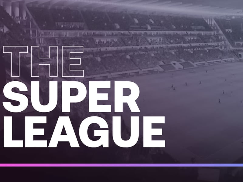The Super League is an example of bad branding.