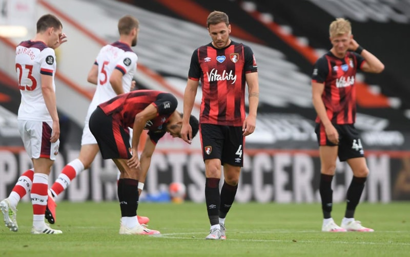 An implicit factor in Bournemouth's relegation was arguably a lack of brand enhancement.
