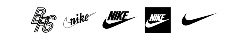 Carolyn Davidson designed the Nike swoosh in 1971. She was a Portland State University student at that time.