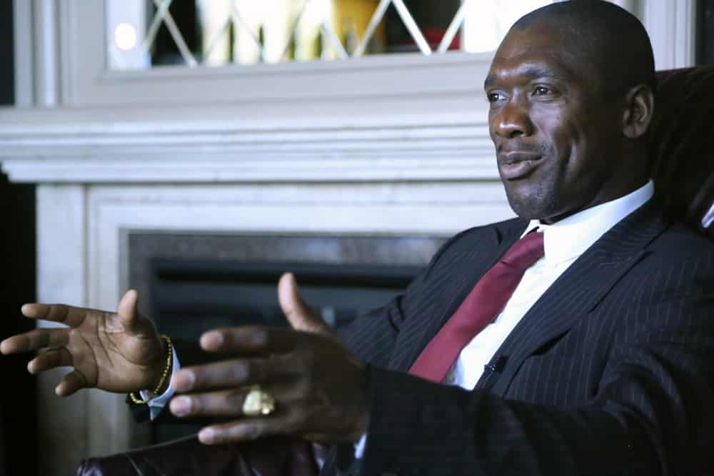 Clarence Seedor's thoughts on life after football: 'Business is my PlayStation.'